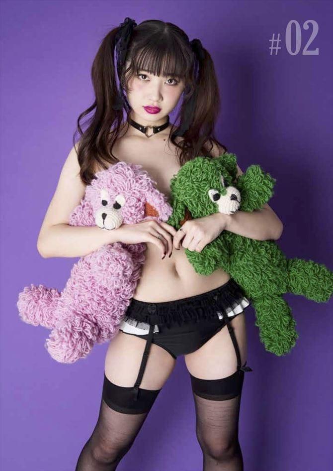 黒宮れい 黒宮れい×四方あゆみ ZINE #02「The little match girl other story」 リリイベ開催決定!